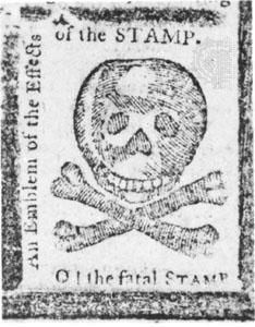 Printed Material Stamp