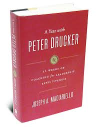year-with-peter-drucker